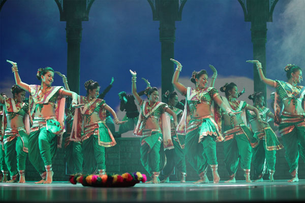 The Bollywood Musical Revue
