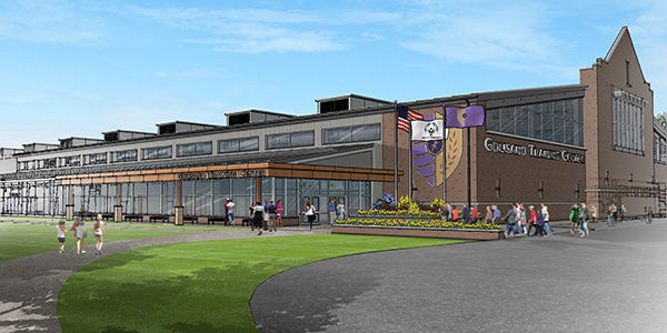 Golisano Training Center Groundbreaking Celebration