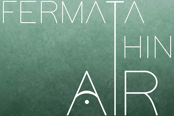 Auditions for Fermata Thin Air!
