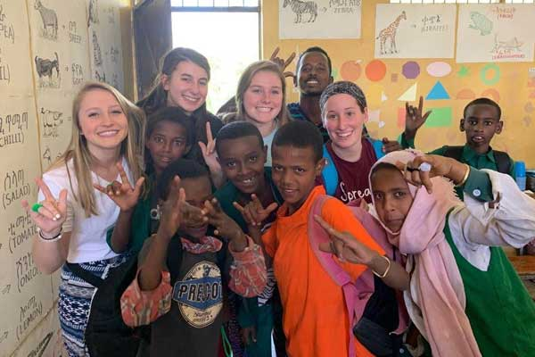 Nazareth Deaf Education and Empowerment program in Ethiopia