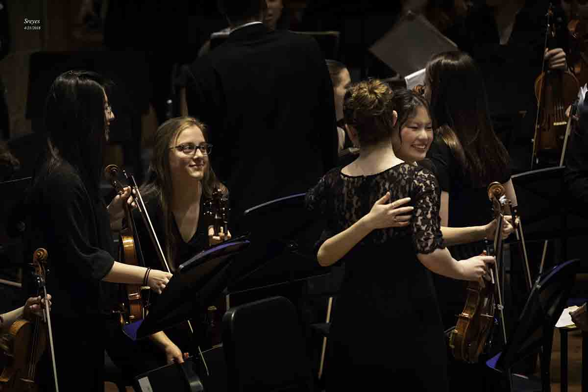 Nazareth College Symphony Orchestra