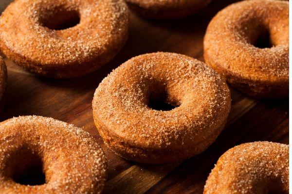Graduate Student Donut/Cider Break
