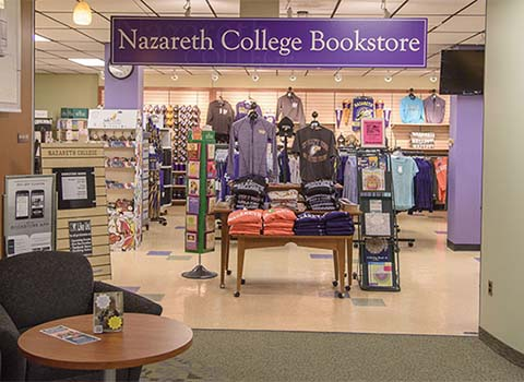 Nazareth College Bookstores VIP Party!