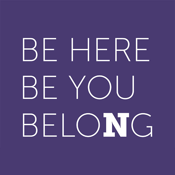 Be here. Be you. Belong.