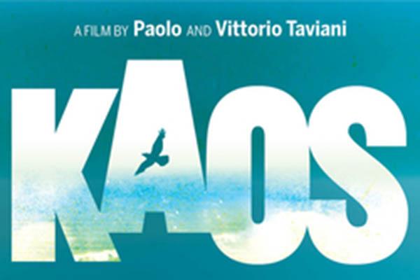 "Taviani's ""Kaos"""