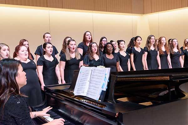 Nazareth College Women's Choir