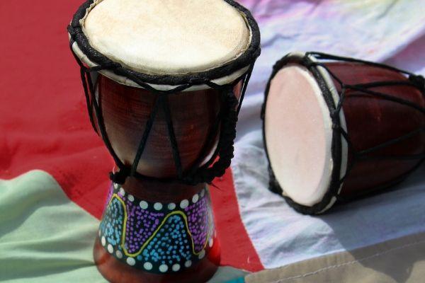 BSU x LAMBDA Drum Circle