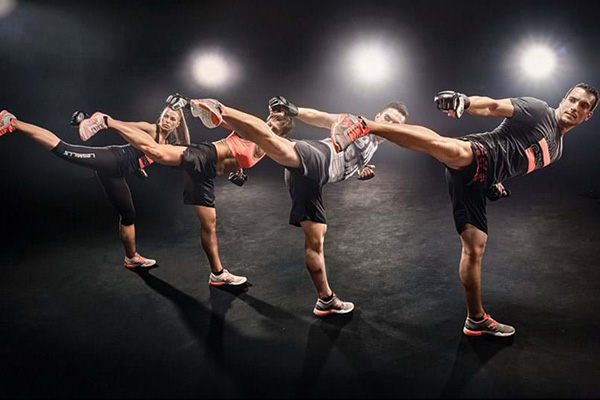 Body Pump and Body Combat Showcase