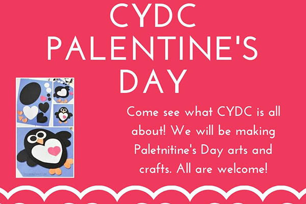 Palentines Day with CYDC