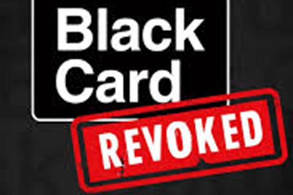 """Black Card Revoked"" Trivia Night"