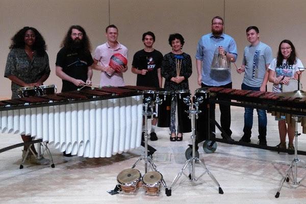 Nazareth College Percussion Ensemble