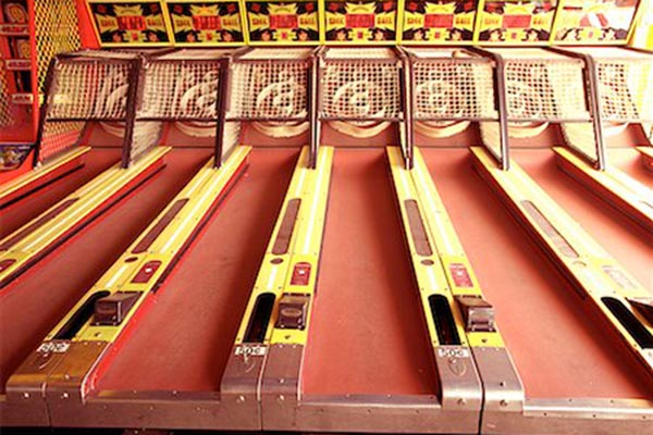 Skee Ball Tournament