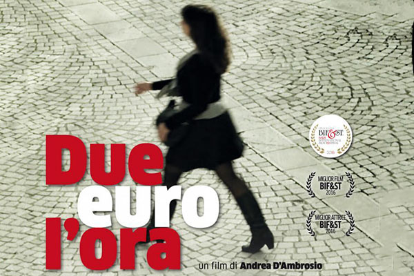 """Two Euros per Hour"" Film & Lecture"