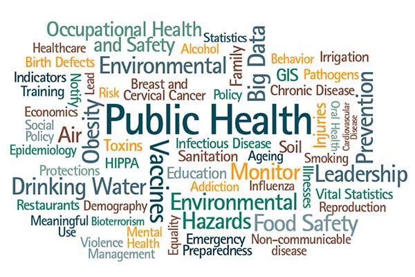 Public Health Club Meeting