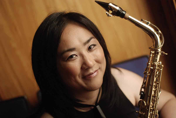 Faculty Recital: Chisato Eda Marling, saxophones