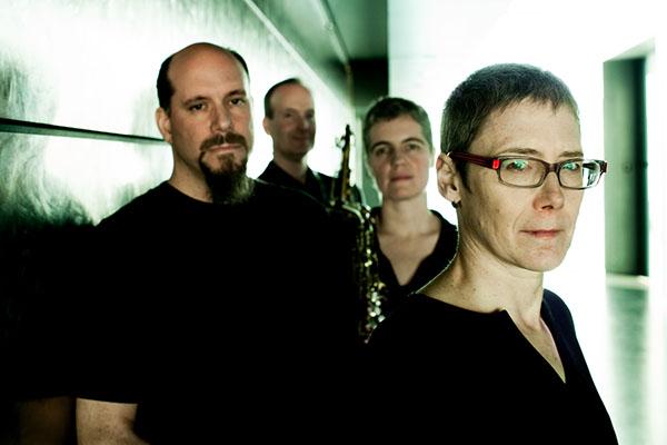 Masterclass with Ancia  Saxophone Quartet