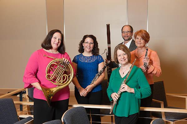 Woodwind Quintet x Two