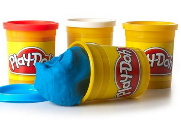 Play-Doh Power Hour