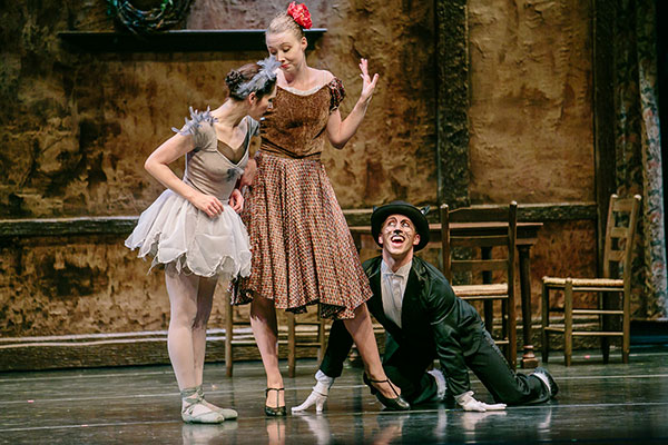 Rochester City Ballet: The Ugly Duckling