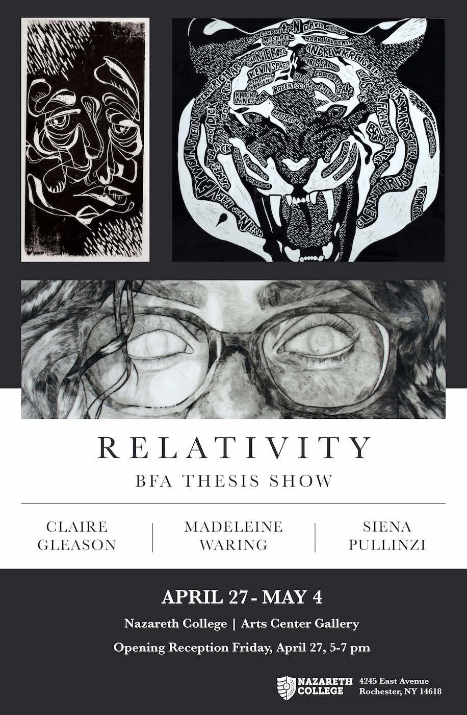 Poster BFA Show SP2018