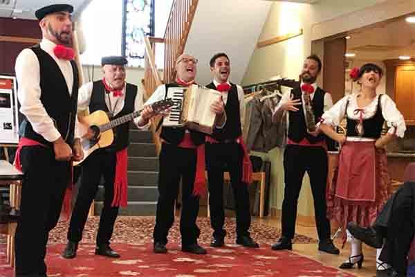 Casa Italiana Open House w/ Musical Guest Performances