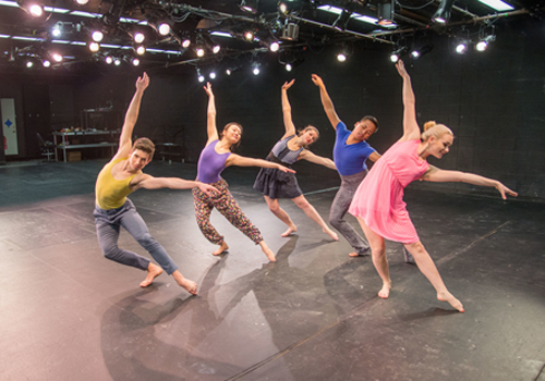 Dance Studies at Nazareth College