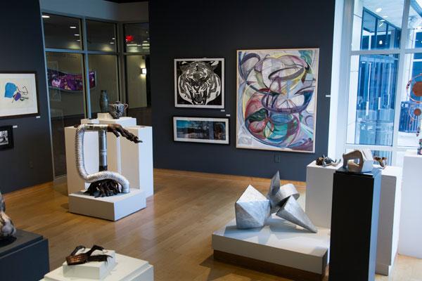 2019 Undergraduate Student Art Show