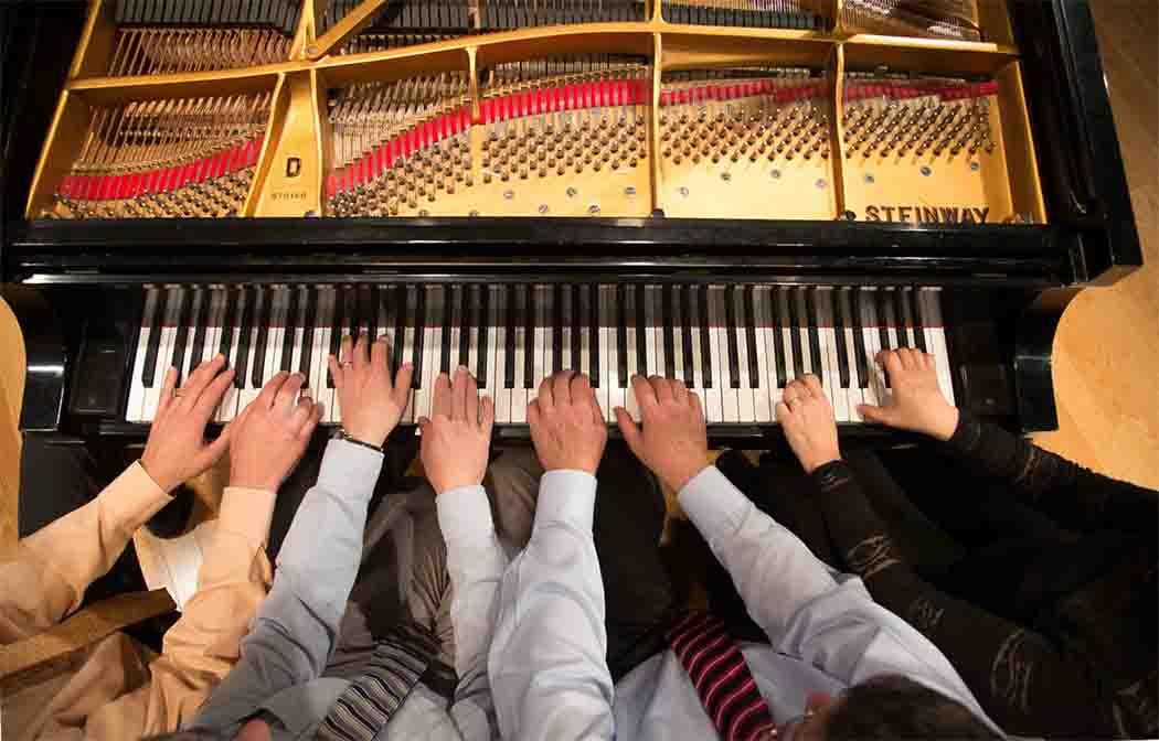Faculty Recital: Piano Quartets
