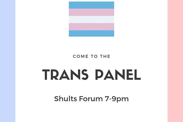 Trans Panel: Voices of the Community