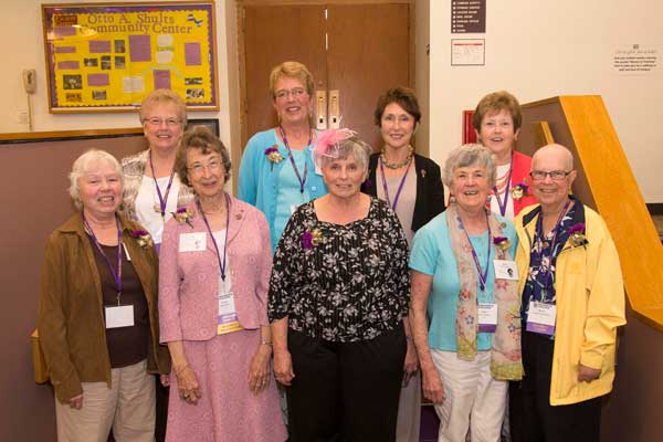 Nursing Class of '64 at our 50th Reunion