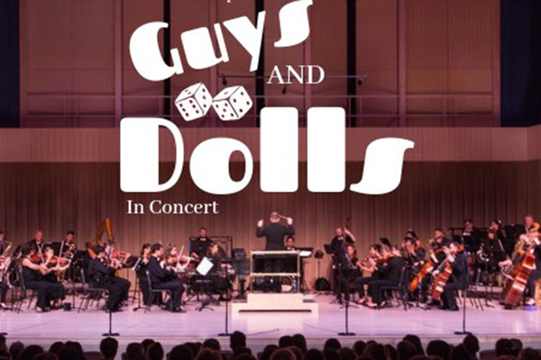 Page to Stage: Guys & Dolls (Concert Version)