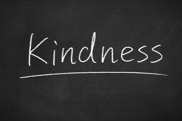 Sidewalk Surprise! World Kindness Day