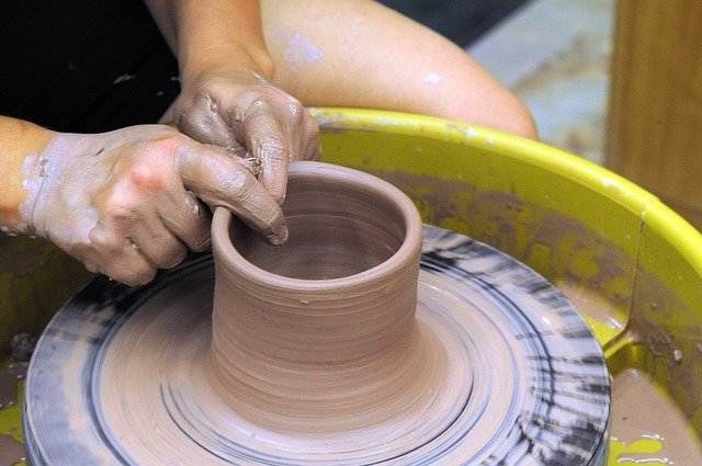 Pottery Class at Flower City Arts Center Ticket Sale!