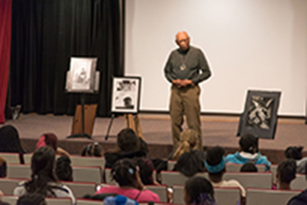 Post Kwanzaa Celebration featuring the Black Storytelling League of Rochester