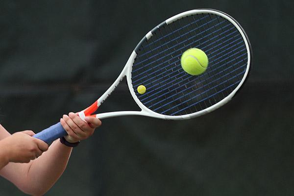 Women's Tennis vs Houghton