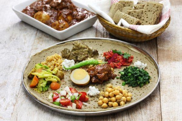 Dining within the Diaspora
