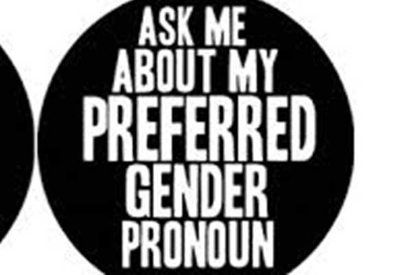 International Pronoun Day Challenge