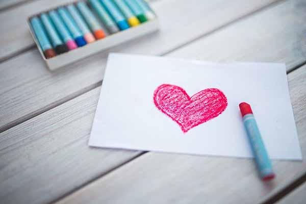 Psych Club- Valentine's Day Writing