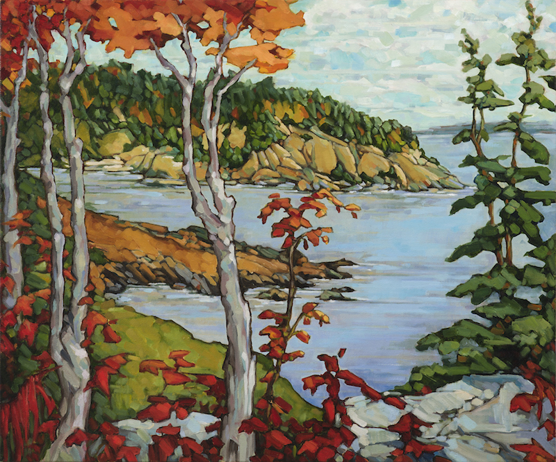 Renee Simone-Lee Painting