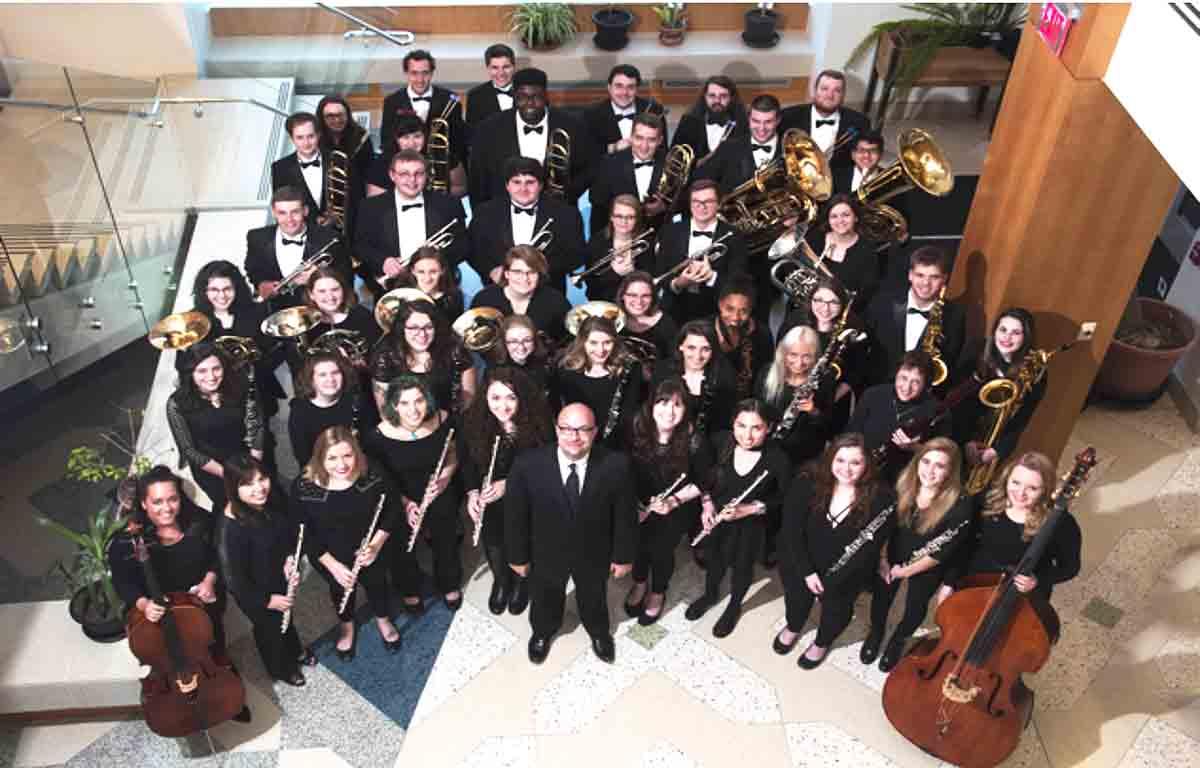 Nazareth College Wind Symphony