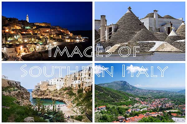 Images of Southern Italy Exibit & Reception
