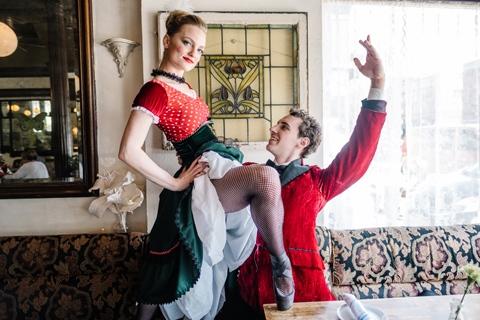 Rochester City Ballet: A ballet set in Paris (name to be announced)
