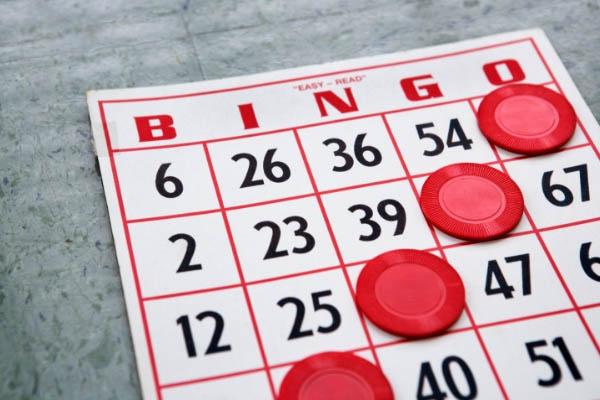 Finals Themed Grocery Bingo