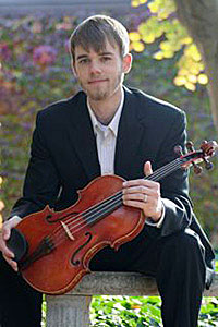 Faculty Recital: Alexander Trygstad, viola