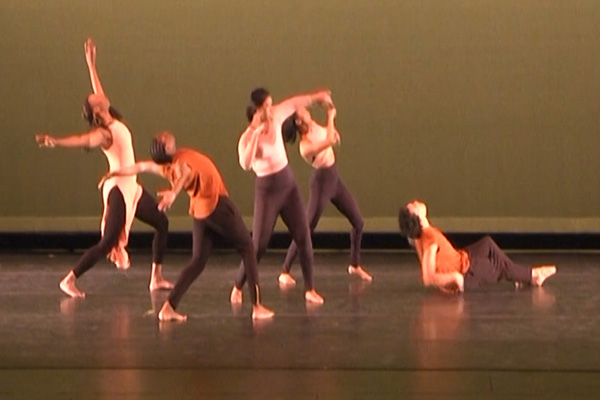 Dancers perform on MLK Day at Nazareth College