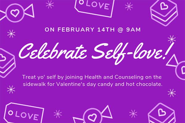 Celebrate Self-love with Valentine's day treats!