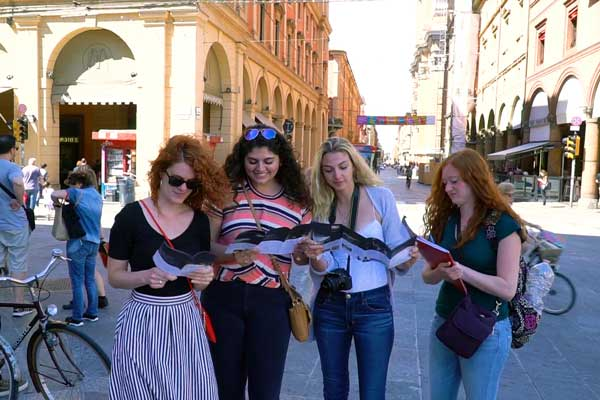 Interns in Italy