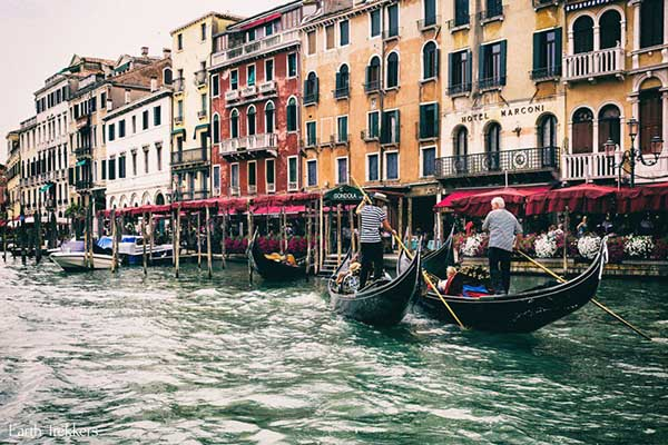 A Night In Venice -O'Connor Area Program