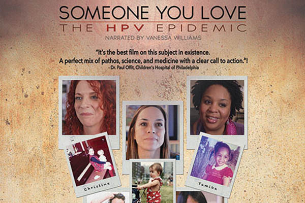 """Someone You Love"" - HPV Awareness Movie"