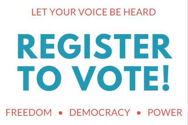 Voter Registration Drive